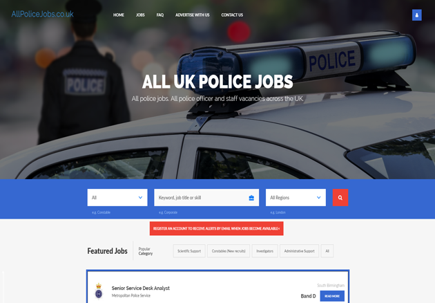All Police Jobs